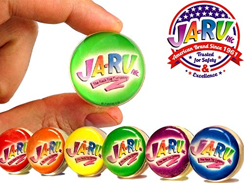 JA-RU B'loonies Plastic Balloon Variety 8 and 1 Bouncy Ball 774-1p