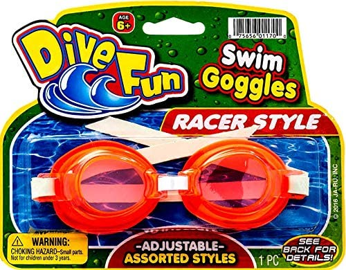 2GoodShop Goggles Swim Dive Set (Pack of 12). Summer Pool and Sea Underwater Goggle 1170-12