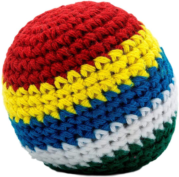 Hackey Sack Ball (Box of 24 Balls) by 2Chill | Hacky Foot Sack Kick Sport Exercise. | Item 734-24