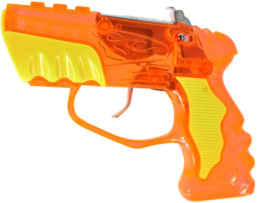 JA-RU Cap Gun Super Bang Hot Shots (6 Units Bulk) Quality Plastic Great Bang Party Favors Supplies for Kids. 929-6p