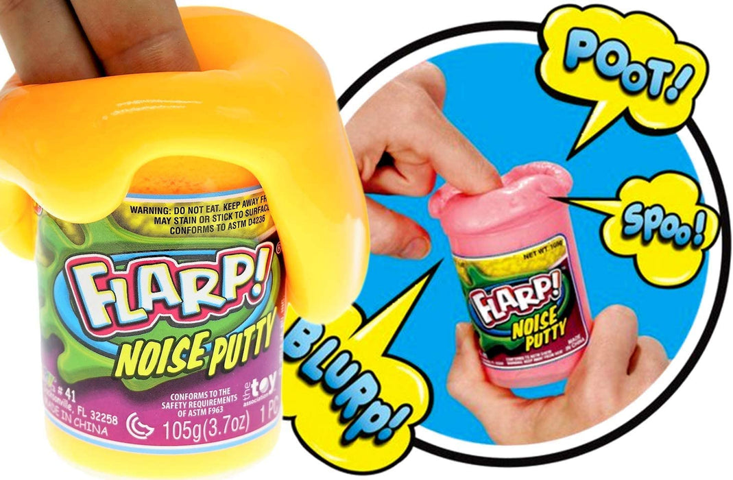 MasterToys JA-RU Flarp Fart Noise Putty