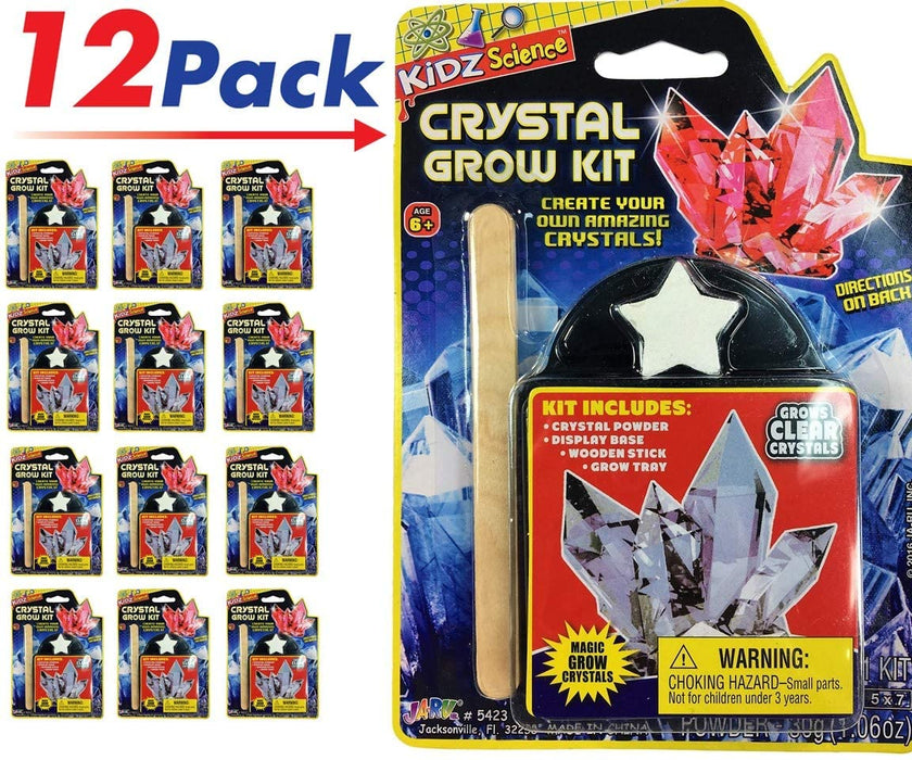 2GoodShop Grow a Crystal Kit by JA-RU | Science Kit and Art Item #5423-1…