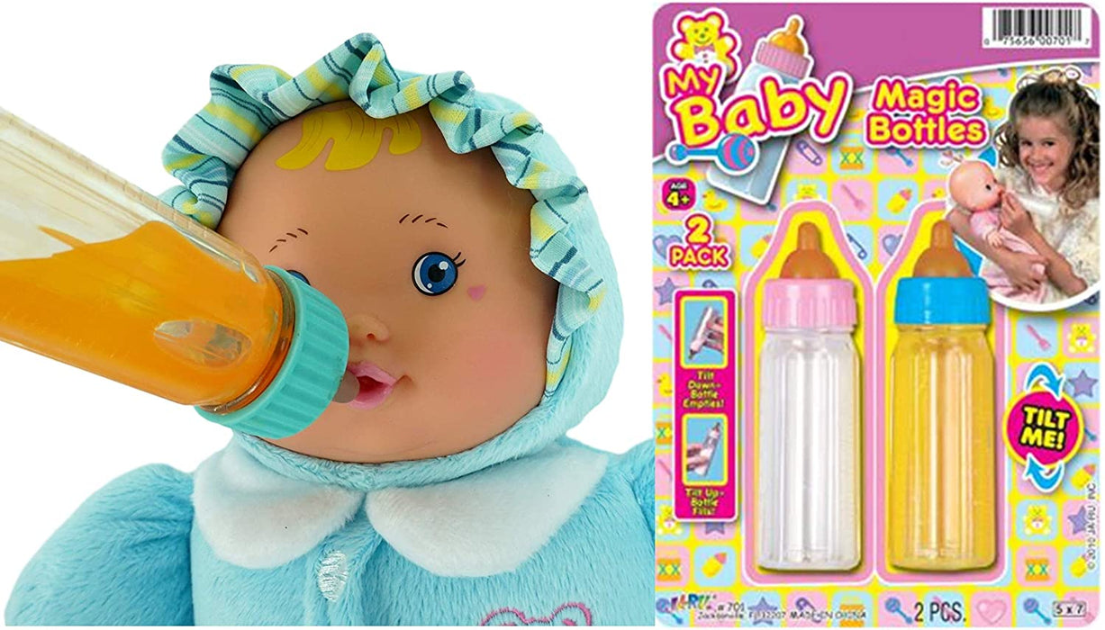 Ja-ru My Baby Magic Bottle 2Pk