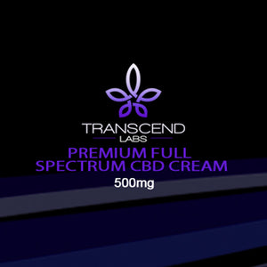 500 MG CBD INFUSED PAIN CREAM
