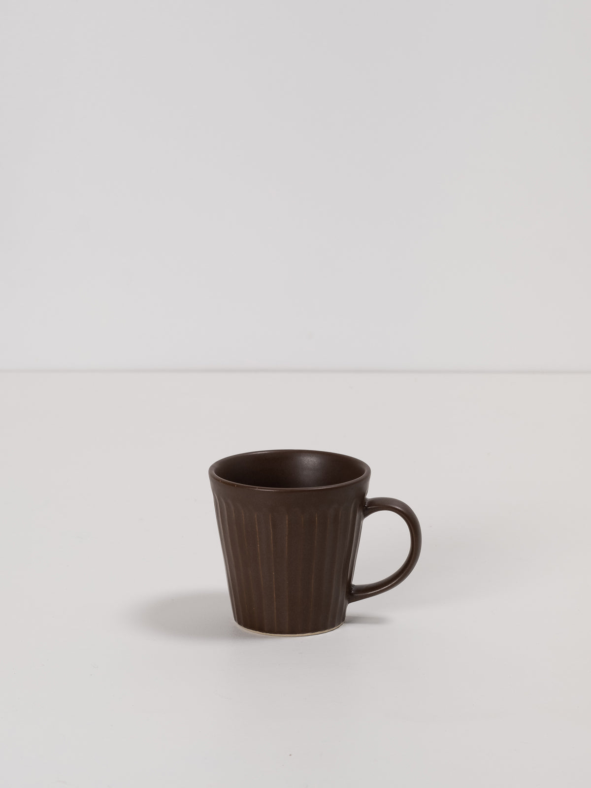 Fluted Cup, Mashiko Pottery