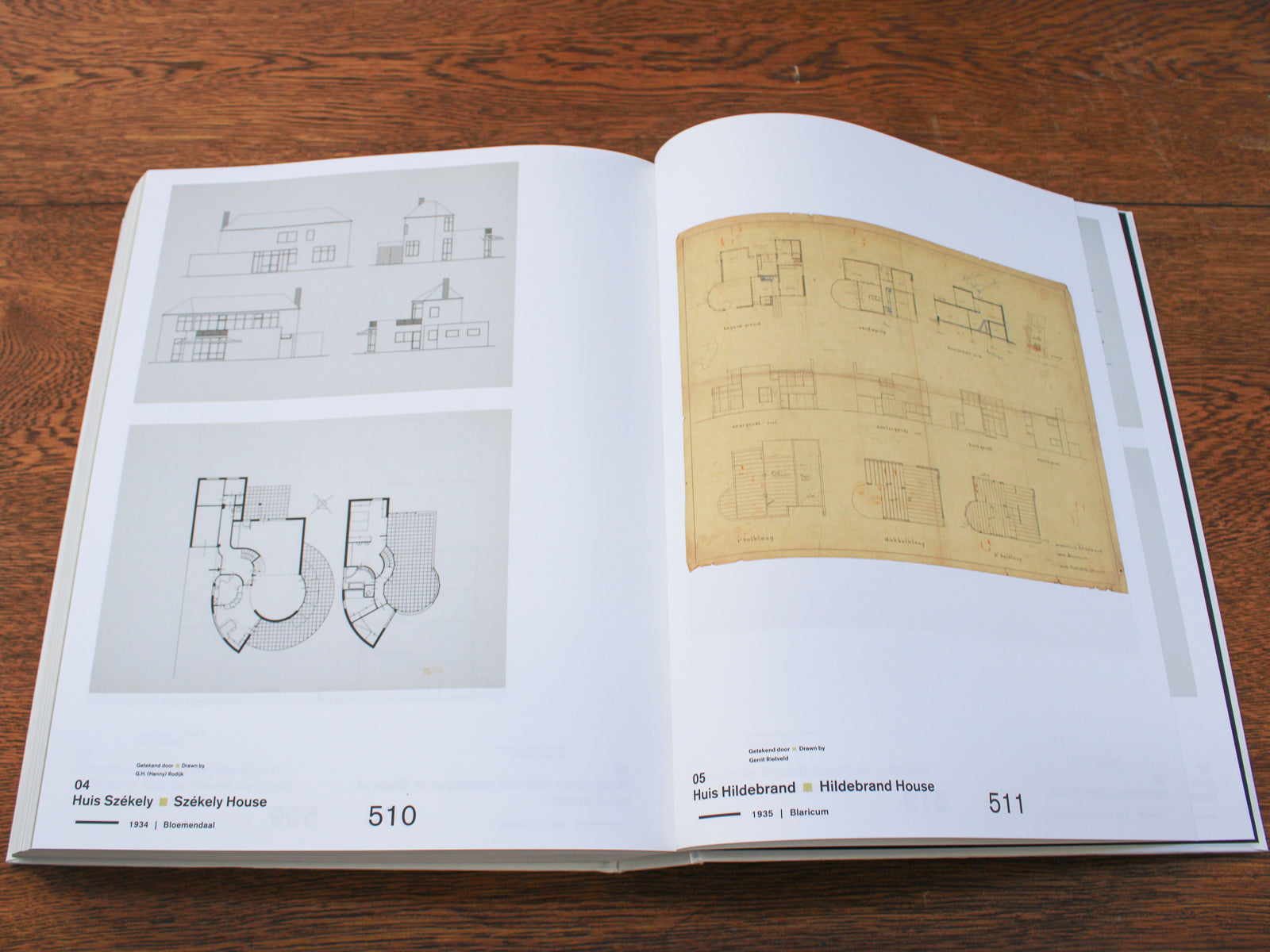 Gerrit Rietveld, Wealth Of Sobriety