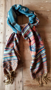 Accessories scarves handmade 100% alpaca - Spicy Soul