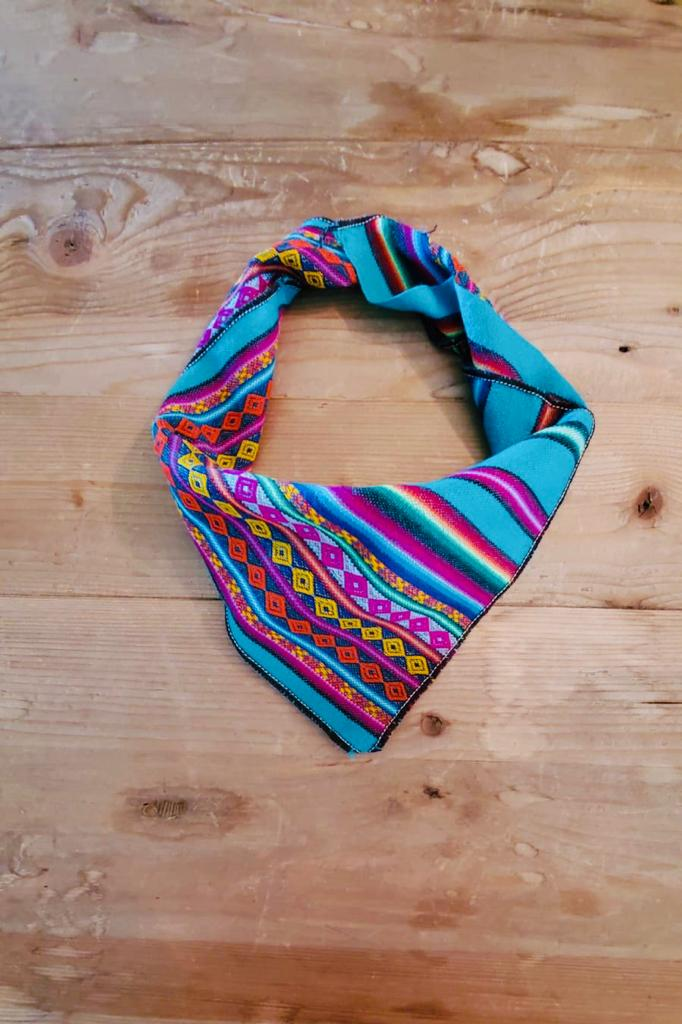 Accessories small scarves / neckerchiefs handmade Aguayo - Spicy Soul