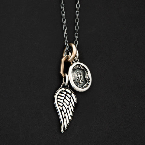 eagle necklace | DEJAVITA
