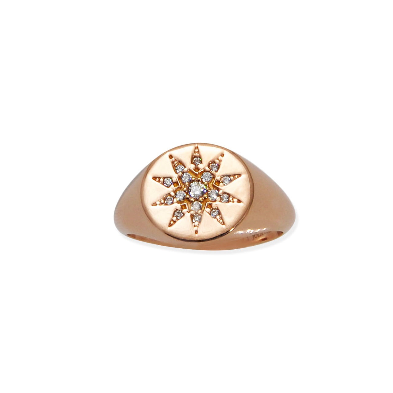 Anillo Lea Rose Gold
