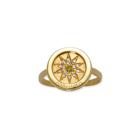 Anillo Juliette & Co. Gold