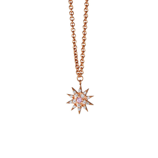 Collar Mia Rose Gold