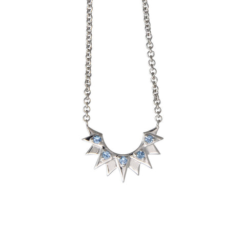 Bianca Silver Necklace