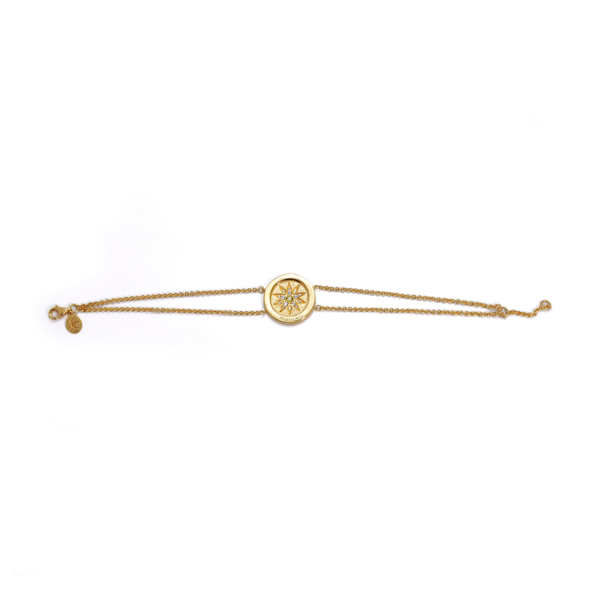 Pulsera Juliette  & Co. Gold