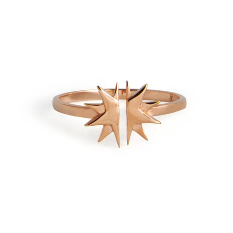 Anillo Fiore Rose Gold