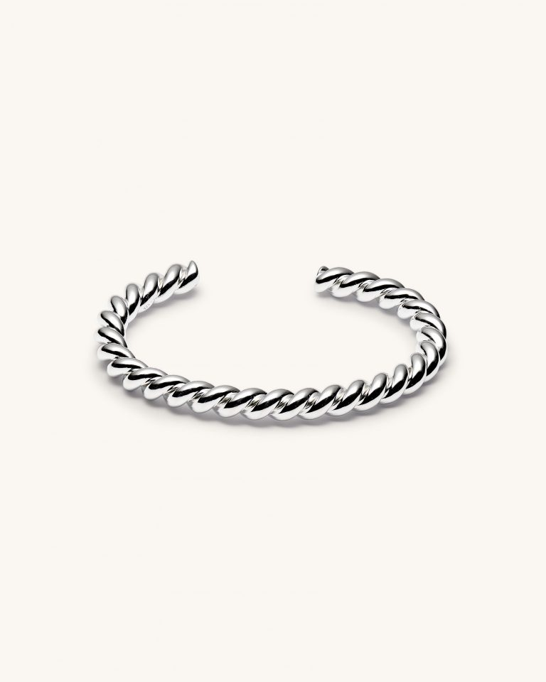 THICK TWISTED CUFF