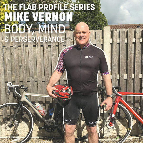 Profile Series: Mike Vernon - Body, Mind & Perserverance