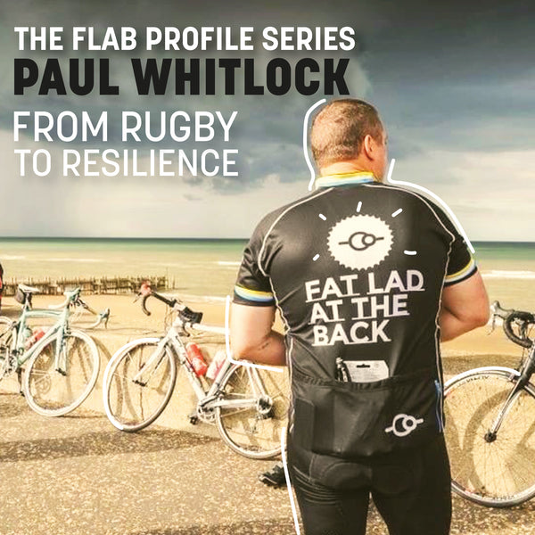 Profile Series: Paul Whitlock - From Rugby to Resilience
