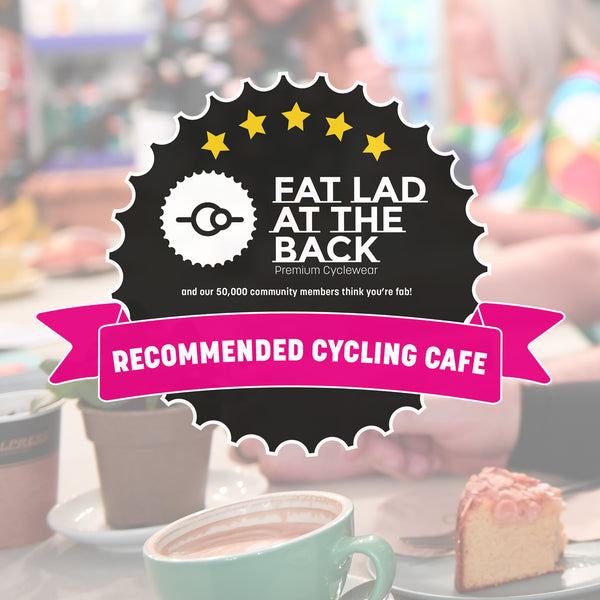 Fat Lad At The Back's Top 10 Cake Stops for Cyclists