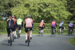 Picture by Allan McKenzie/SWpix.com - 07/05/2017 - Commercial - Cycling - Cycling - Fat Lad at The Back Yorkshire Sportive - Ilkley, England - Cycling, Leisure.