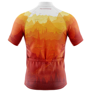 Mens Continental Jersey - STOCK DUE EARLY AUGUST