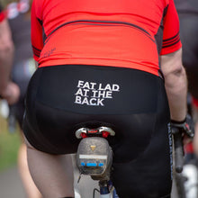 Load image into Gallery viewer, New Ey Up Black Padded Cycling Bib Shorts