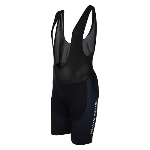 Ey Up Black Padded Cycling Bib Shorts
