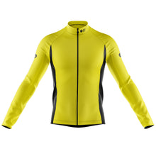 Load image into Gallery viewer, Mens Hi Vis Nesh Midweight Cycling Jersey - DUE END AUGUST