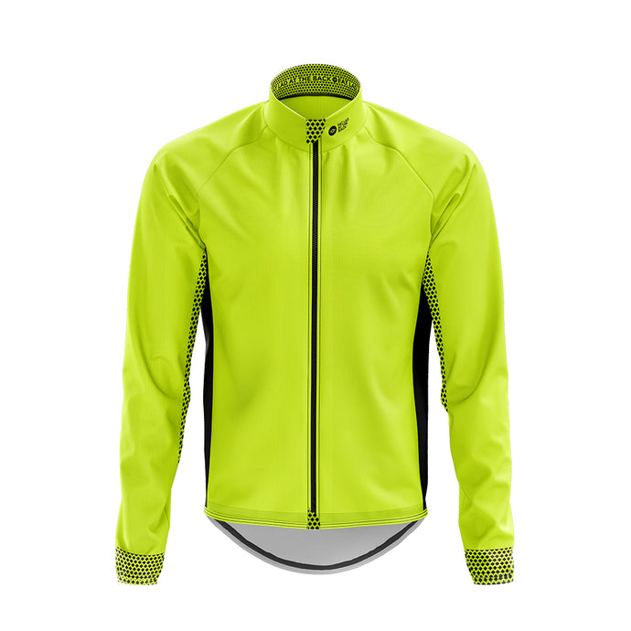Mens Hi Vis Cycling Next Gen Jacket