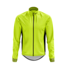 Load image into Gallery viewer, Big and Tall Mens Hi Vis Cycling Winter Jacket