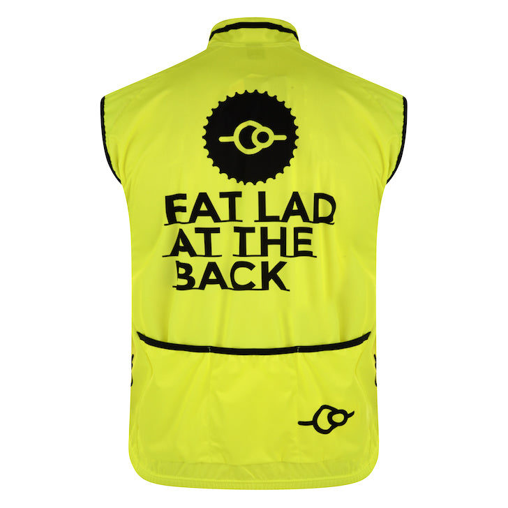 Gumption Windproof Cycling Gilet