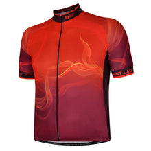 Load image into Gallery viewer, Lanterne Rouge Red Cycling Jersey