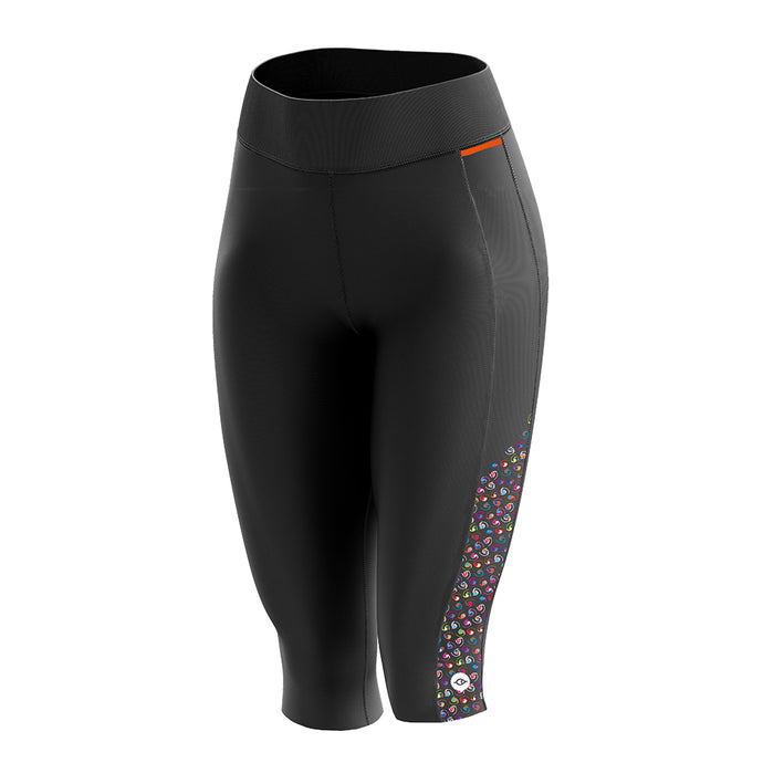 Women's Multi Loopi Padded Cycling Leggings