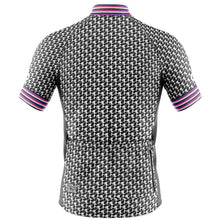 Load image into Gallery viewer, Mens Black Herring Cycling Jersey