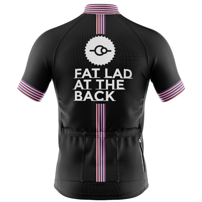 Mens Black Classic 2020 Cycling Jersey