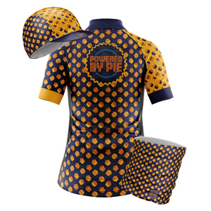 Women's Cove Jersey in Powered By Pie