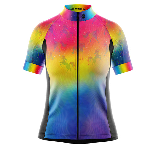 Women's Unicorn Cycling Jersey