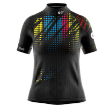 Load image into Gallery viewer, Women's EXCLUSIVE FLAB Social Ride Cycling Jersey