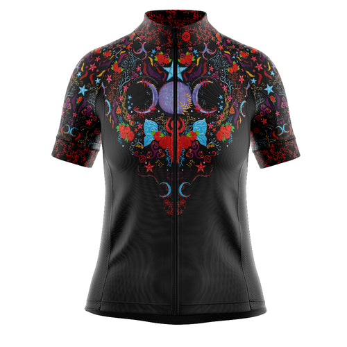 Women's Sorceress Cycling Jersey - STOCK DUE EARLY AUGUST