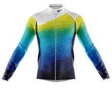 Load image into Gallery viewer, Mens Yorkshire Windproof Cycling Jersey