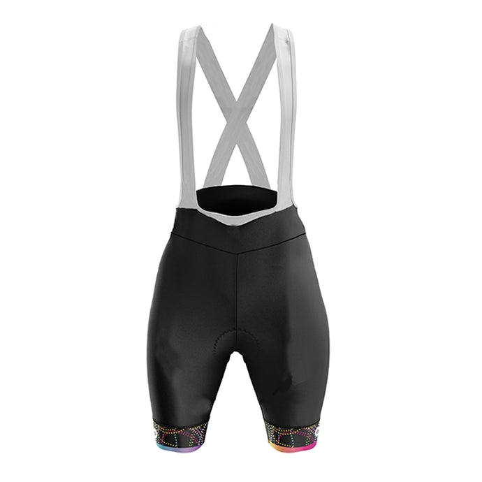 Women's Multi Comet Padded Cycling Bib Shorts