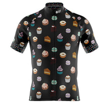 Load image into Gallery viewer, Big and Tall Mens Cake Cycling Jersey - STOCK DUE MID JULY