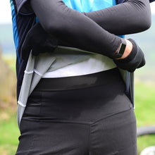 Load image into Gallery viewer, Mens Black Cracking Mountain Bike Shorts - Due End September
