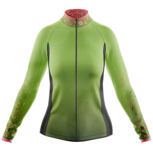 Load image into Gallery viewer, Women's Hi Vis Flutter Cycling Rain Jacket