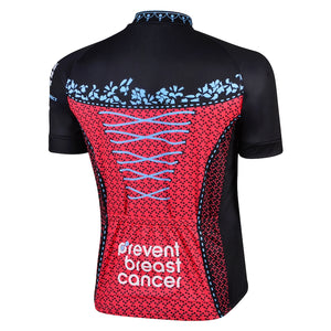 Mens Prevent Breast Cancer Cycling Jersey