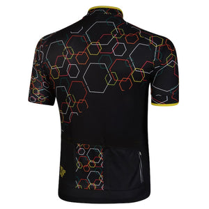 Mens Multi Hexy Cycling Jersey