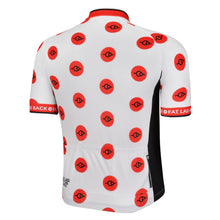 Load image into Gallery viewer, King Of The Mountains Polka Dot Cycling Jersey