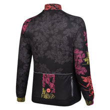 Load image into Gallery viewer, Women's Silhouette Fluoro Windproof Cycling Jersey