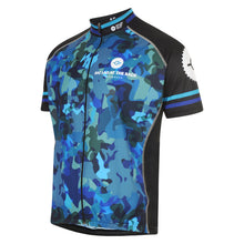 Load image into Gallery viewer, Mens Blue Camo Jersey