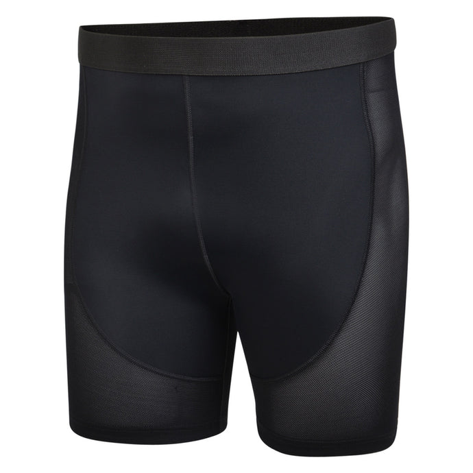Mens Black Grundies Cycling Undershorts - stock due late July